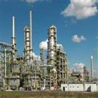 Tertiary treatment at Oil refinery